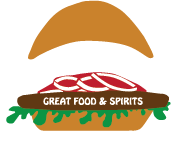 Swingbelly's Great Food & Spirits Logo